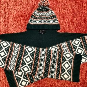 rag & Bone Hat/scarf